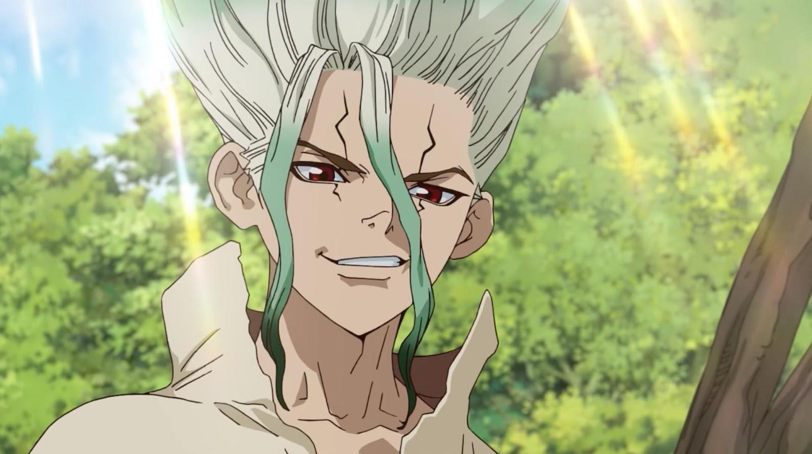 Senku | Dr.Stone Anime