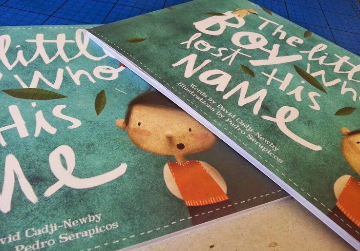 Little boy lost name review book cover