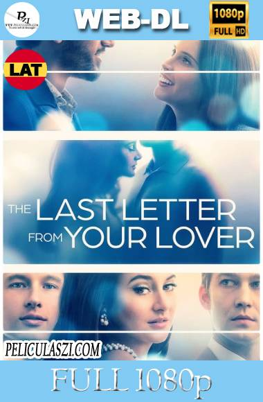 The Last Letter From Your Lover (2021) Full HD WEB-DL 1080p Dual-Latino