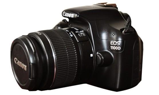 Daftar Harga dan Spesifikasi Kamera DSLR Canon EOS 1100D Murah Terbaru