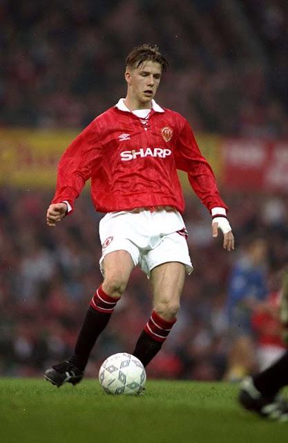 David Beckham & màn ra mắt MU lịch sử: 26 năm vinh danh số 7 huyền thoại 1
