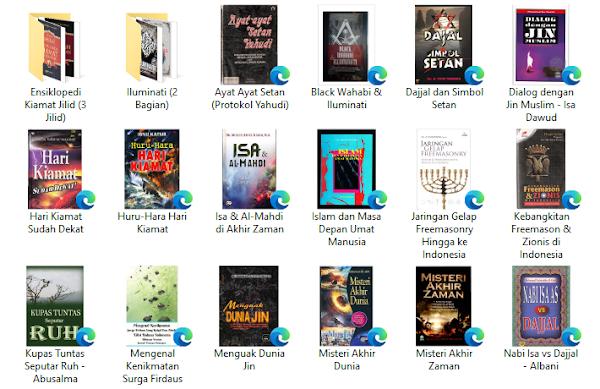 download buku tentang kiamat dan imam mahdi