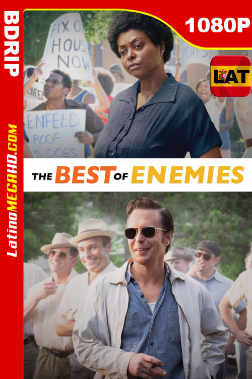 The Best of Enemies (2019) Latino HD BDRip 1080P - 2019
