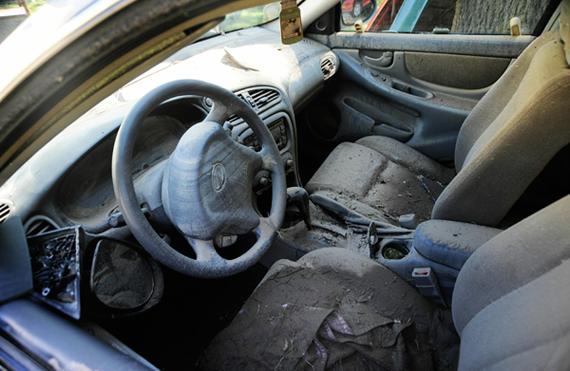 Buying Water Damaged Cars