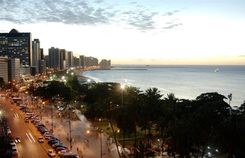 Praias de Fortaleza: Meireles