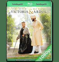 LA REINA VICTORIA Y ABDUL (2017) WEB-DL 1080P HD MKV ESPAÑOL LATINO