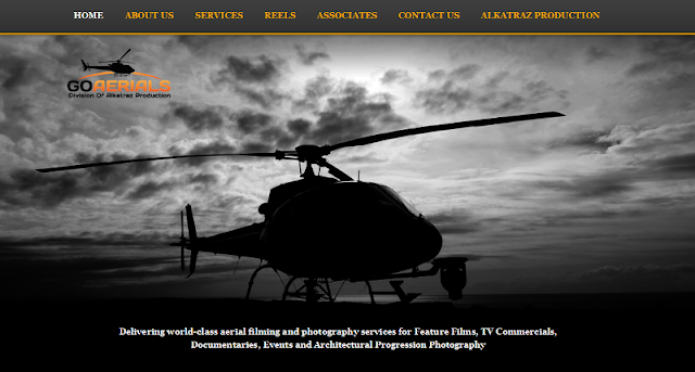 Trusted provider of aerial filming, cinematography, and photography services
