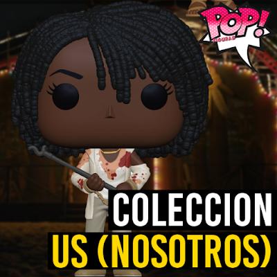 Lista de figuras funko pop de Funko Us