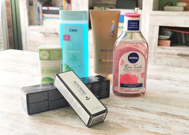 Saveonbeautyblog nakupy august 2021