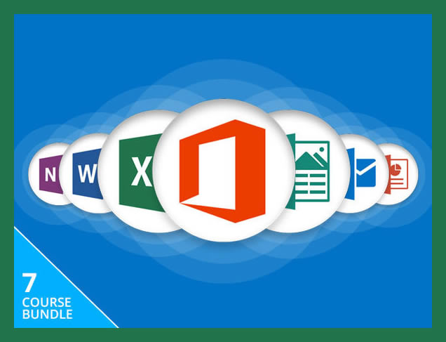 Complete Microsoft Office Course Bundle Discount - 07 Courses - Starts with $1 Only