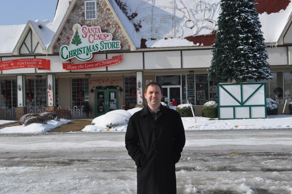 Santa Claus, IN: Holiday Shopping in Santa Claus Indiana