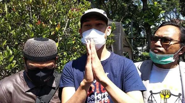 Pelaku Prank Sembako Sampah, Ferdian Paleka Sudah Bebas!!!