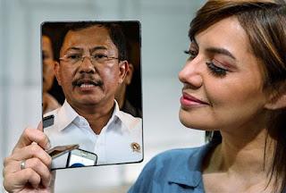 Teknik Memancing Menteri Kesehatan ala Najwa Shihab