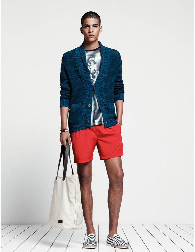 mike kagee fashion blog  tommy hilfiger sportswear
