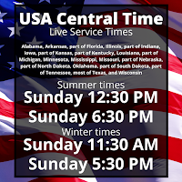 USA Central Time