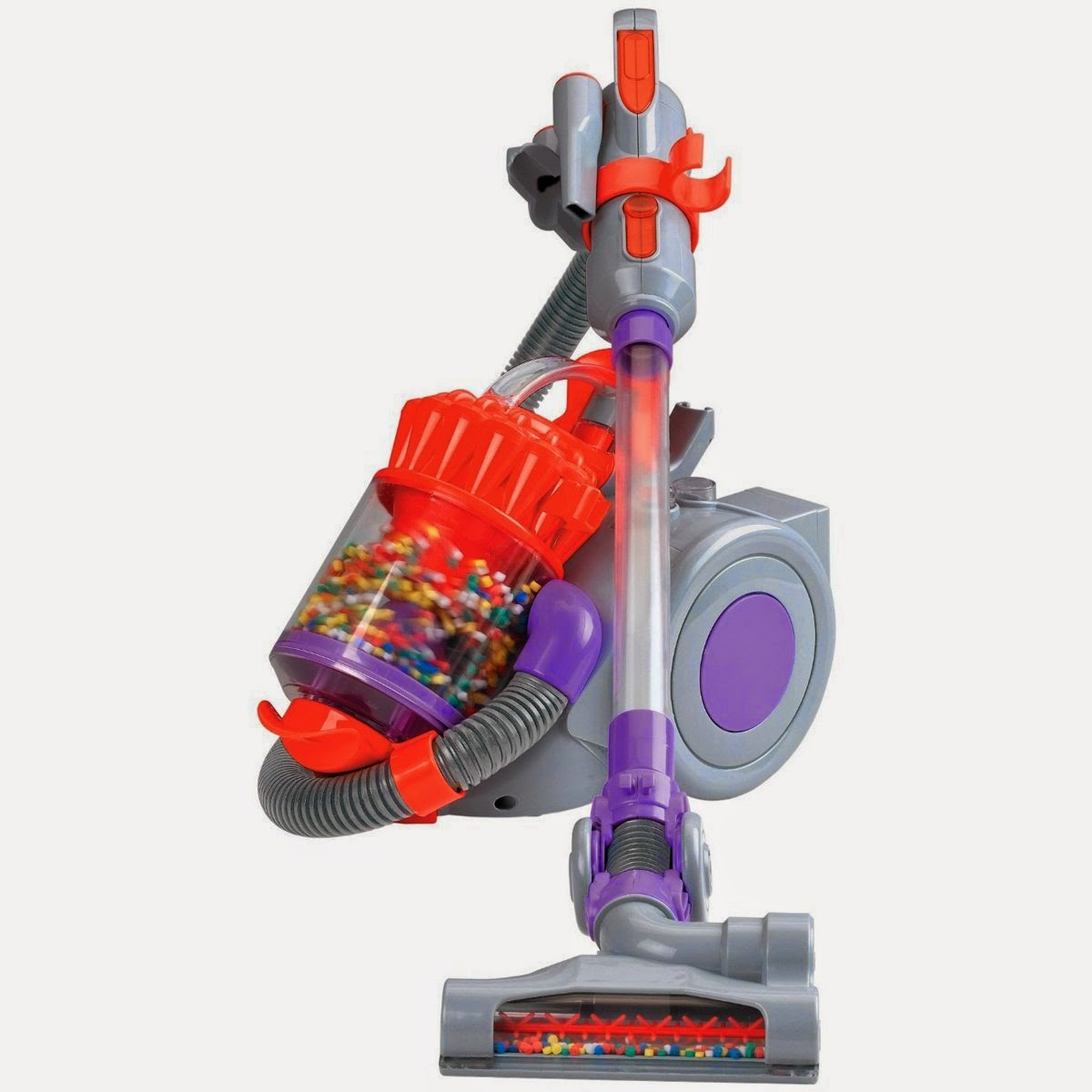 Just Like Home Toy Vacuum : Toy vacuum cleaner