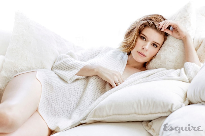 Kate Mara bares it all for Esquire Magazine