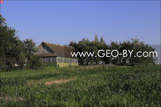 Деревня Савичи. Заброшенный дом