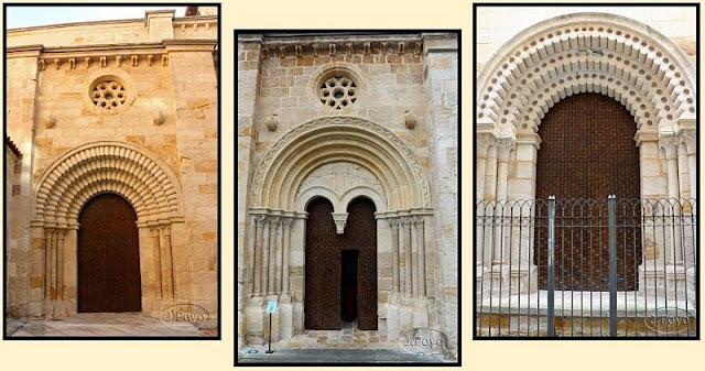 Iglesia de Santiago de Burgo, Románico, Zamora