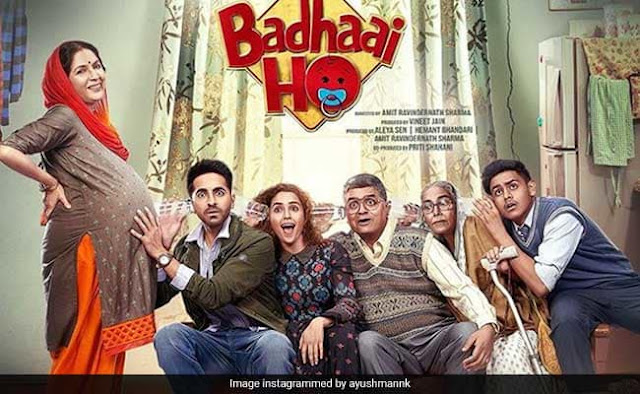 Bahdai Ho Movie review with the download hd link, Download here.