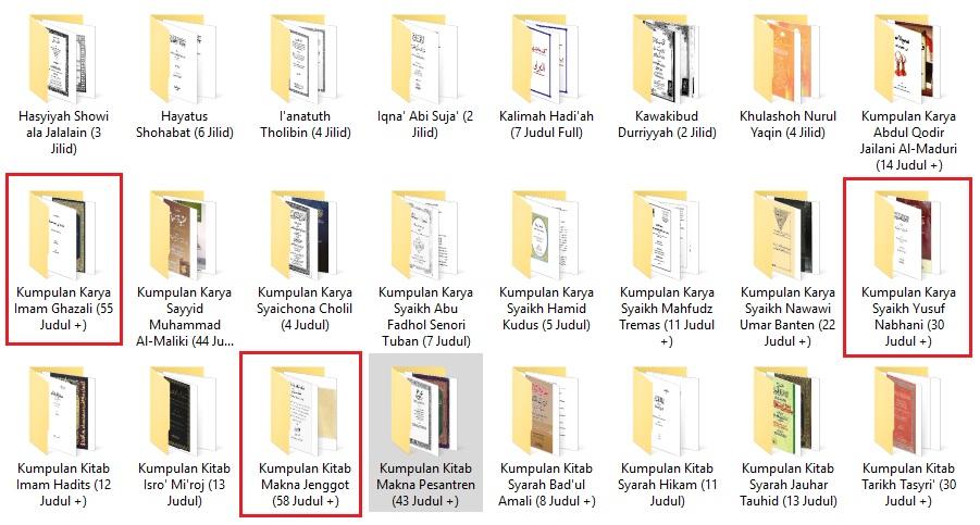 kitab pdf makna pesantren terjemahan bahasa indonesia
