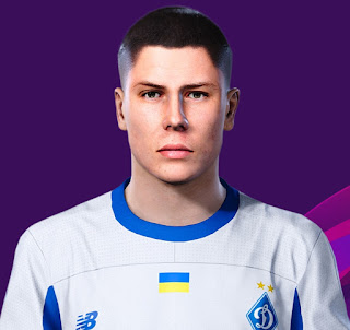 PES 2020 Faces Denys Popov by Alex94