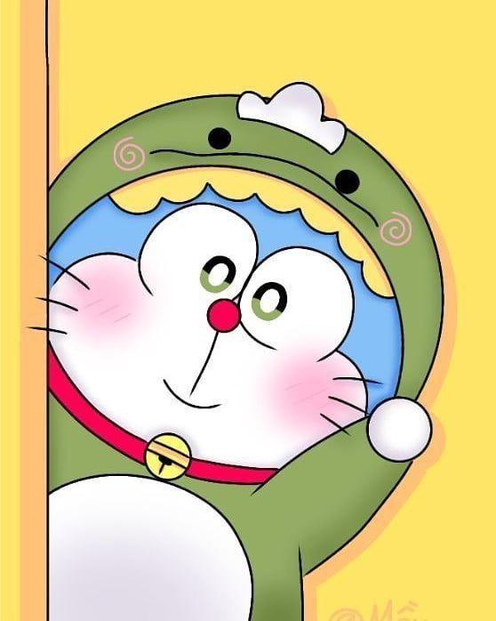 hình nền điện thoại doremon cute