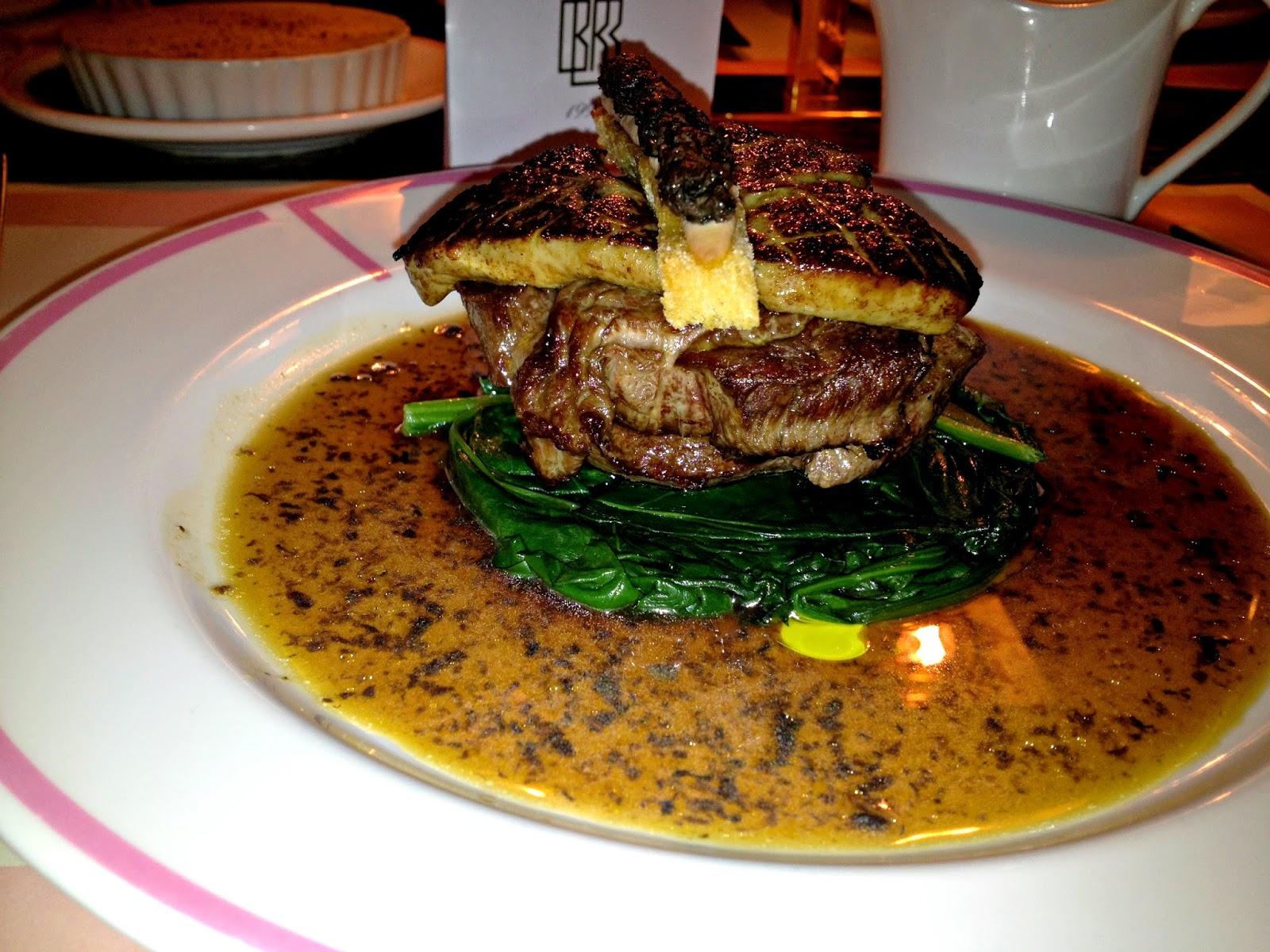 Bob Bob Ricard Steak
