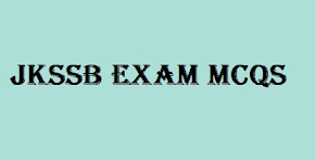 MCQs for upcoming JKSSB Accounts Assistant Exam