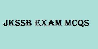 JKSSB exam computer practice test 3