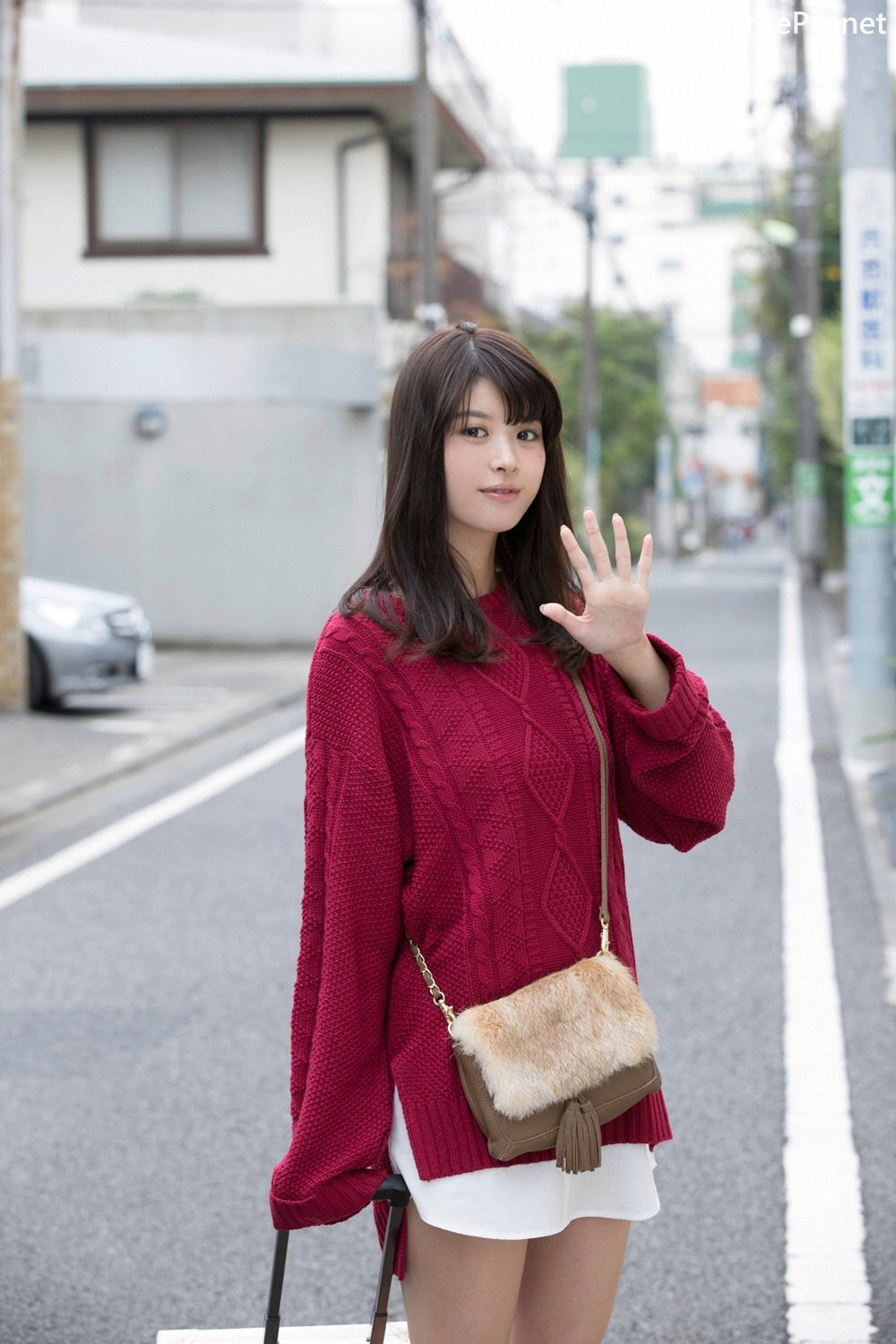 Japanese Actress And Model - Fumika Baba - YS Web Vol.729 - TruePic.net - Picture-3