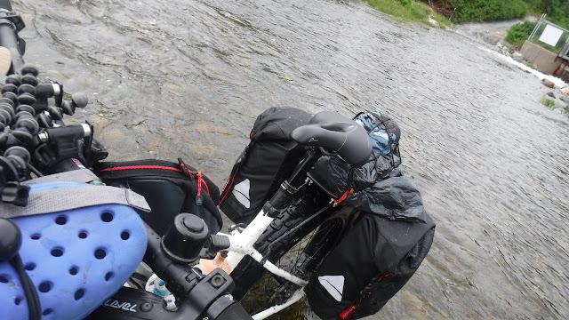 Fatbike Republic Axiom Monsoon 32 Rixen & Kaul Fat Bike Axiom Cycling Gear Panniers U24O Bikepacking Bigfoot 1S Newfoundland