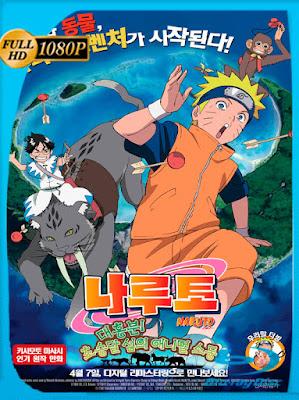 Naruto la Película 3: La Gran Excitación! Pánico Animal en la Isla de la Luna (2006) [HD] [1080p] [Subtitulado] [GoogleDrive] [MasterAnime]