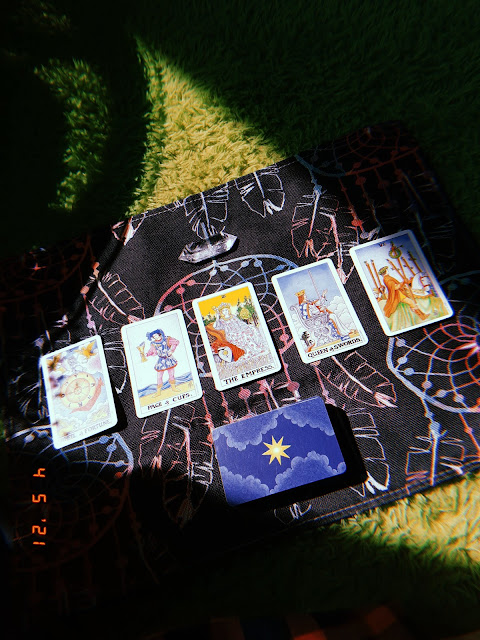 WEEKLY TAROT READING FOR YOUR ZODIAC SIGNS | APRIL 5 - 11, 2021