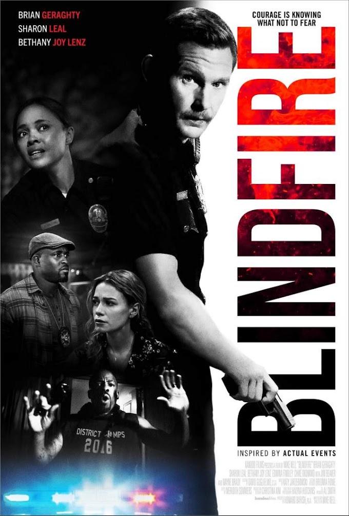 Movie: Blindfire(2020)