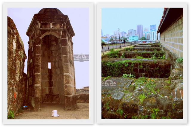 Fort Santiago Dungeon History 2020