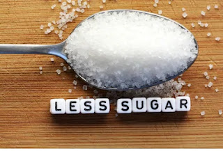 how less sugar in food helps in blood purification