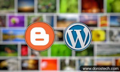كيف تجد صور بدون حقوق لمدونة بلوجر و ووردبريس 2021