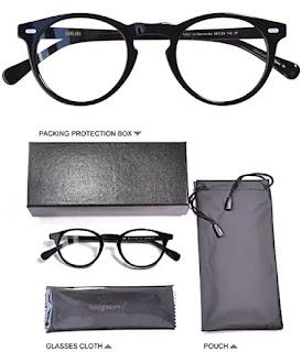 EAREADA handmade acetate glasses