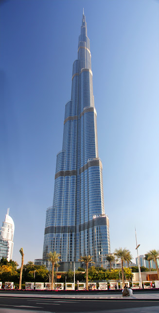 Burj-Khalifa, Dubai (Tallest Building In The World) [16 Pic] ~ Awesome Pictures