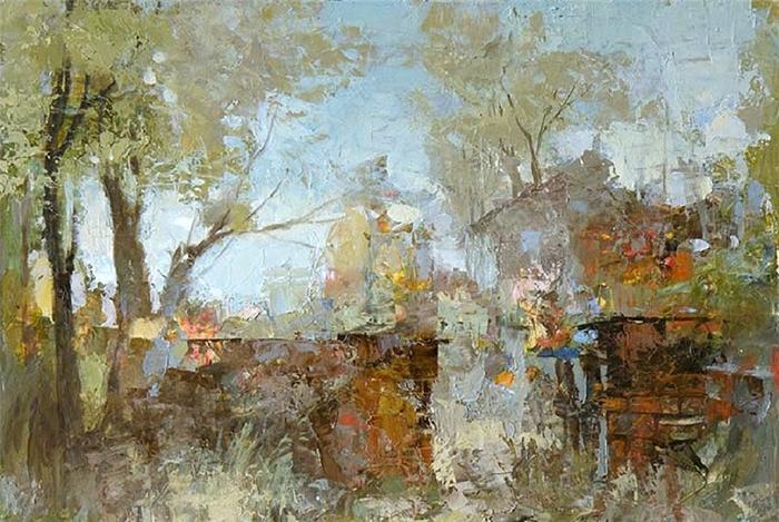 Pinturas de Alexander Zavarin