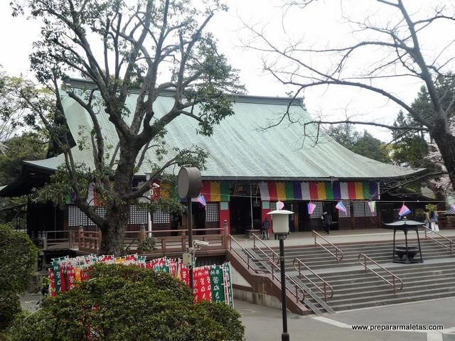 templos Kawagoe Saitama