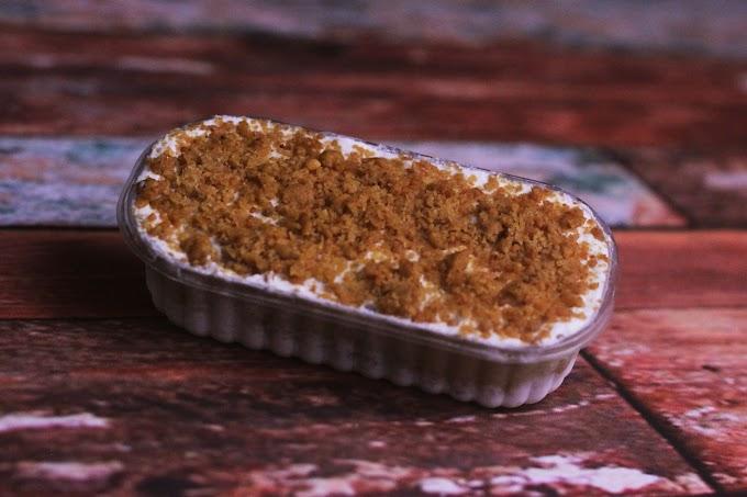 Torta de Paçoca (Pote)