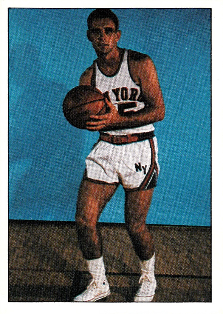 Cardboard History   Uniform History  New York Knicks 49019efcb
