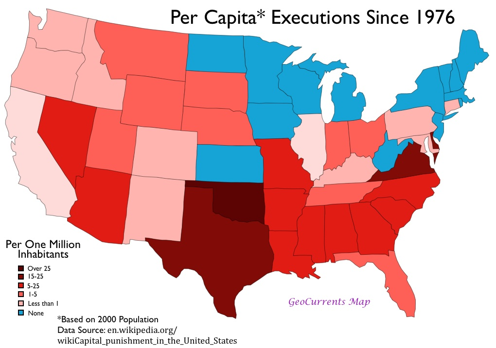 States that have death penalty 209