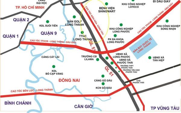 Chuẩn bị đầu tư cao tốc 20.000 tỷ đồng rút ngắn thời gian đi từ TPHCM đến Vũng Tàu