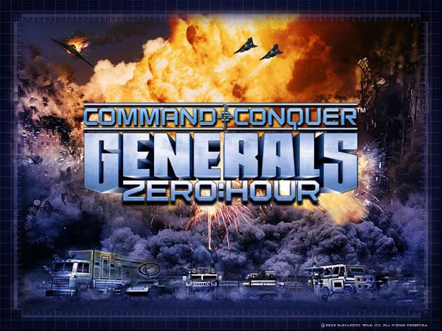 تحميل لعبة جنرال زيرو اور generals zero hour كاملة للكمبيوتر برابط واحد مباشر ميديا فاير مضغوطة مجانا