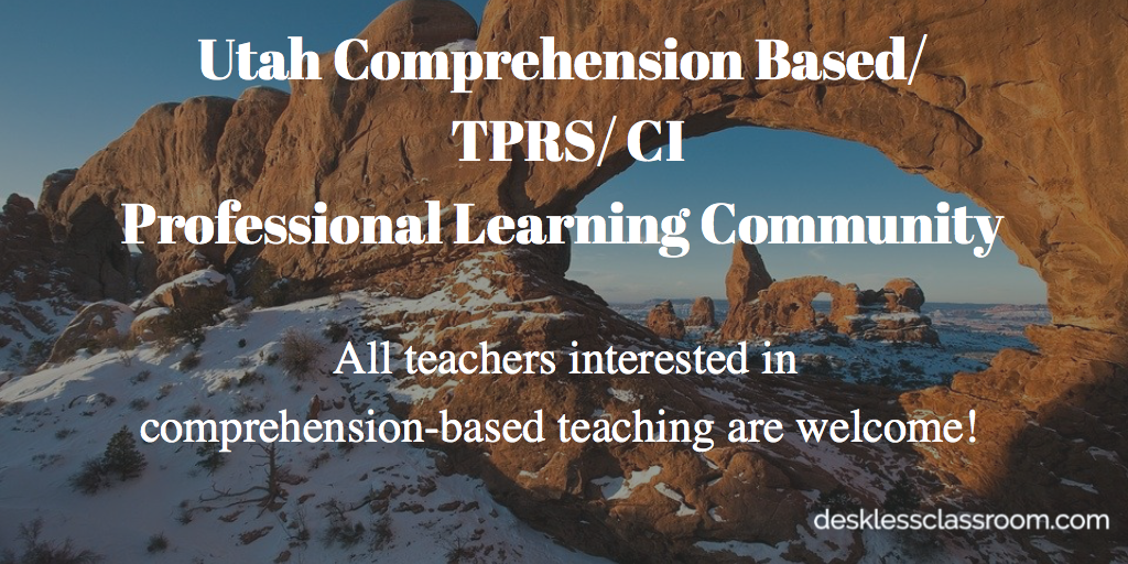 Utah Professional Learning Community