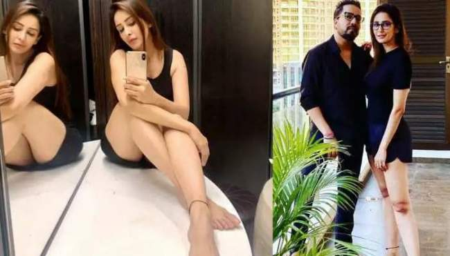 chaahat-khanna-seen-in-mica-singhs-balcony-know-what-is-the-matter
