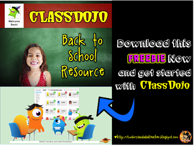 ClassDojo Back to School Resource Download